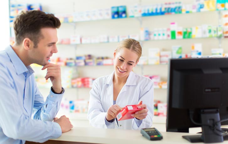 Pharmacy site network